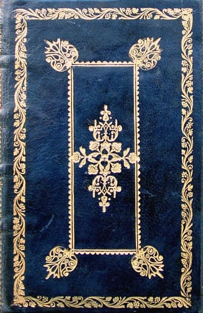 early book bindings