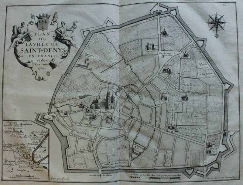 St.-Denis-Town-Plan