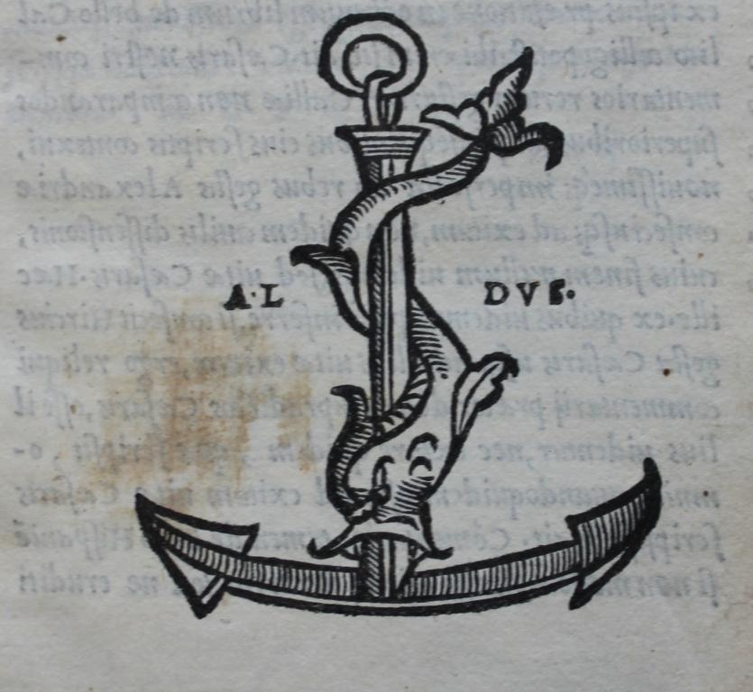 Farnese Aldine device no 6