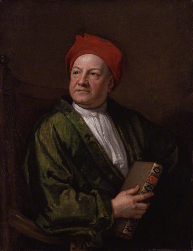 by Sir Godfrey Kneller, Bt, oil on canvas, 1717