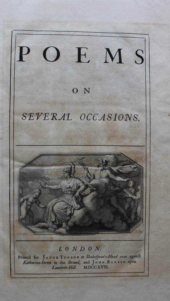 Fig. 3 - Prior title page