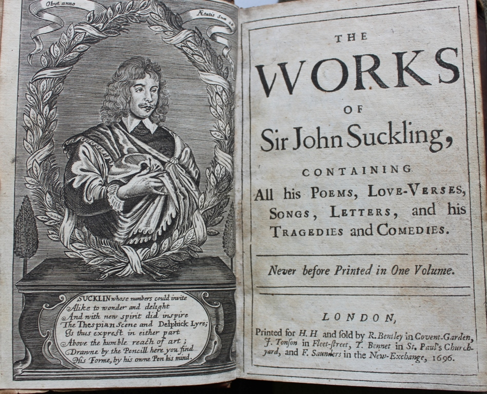 Fig. 5 - Suckling title page