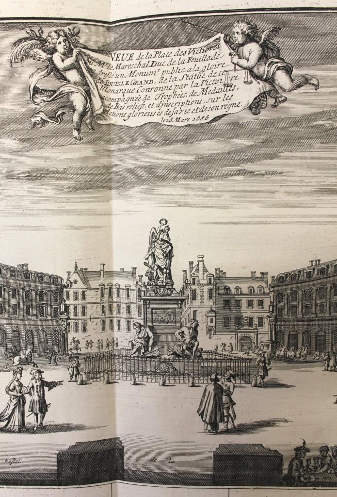 Fig. 10 - Place des Victoires