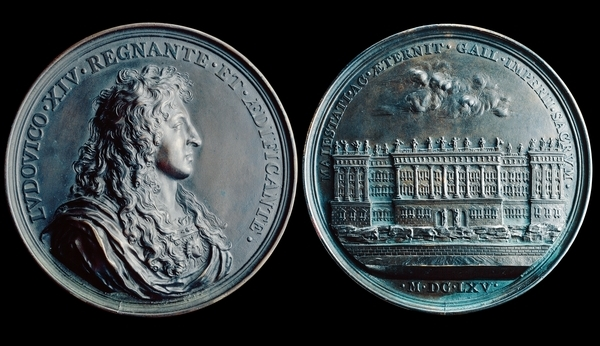 Fig. 4 - Louis Medal BM