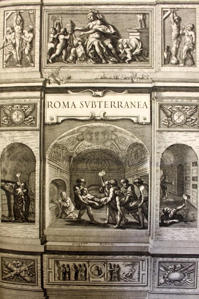 Fig.4 Roma Subterranea