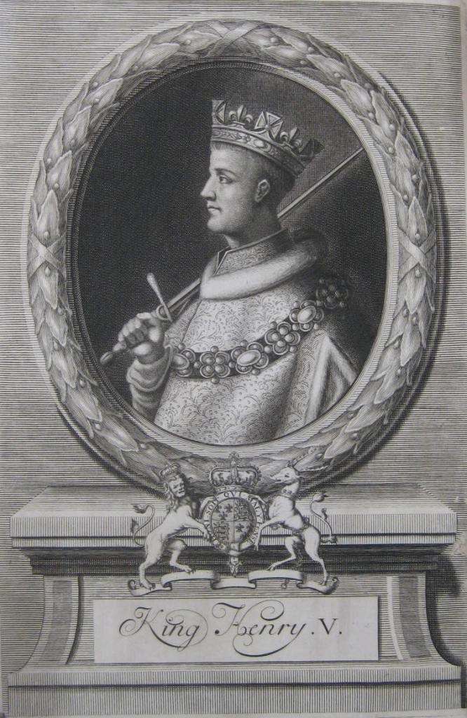 Henry V portrait
