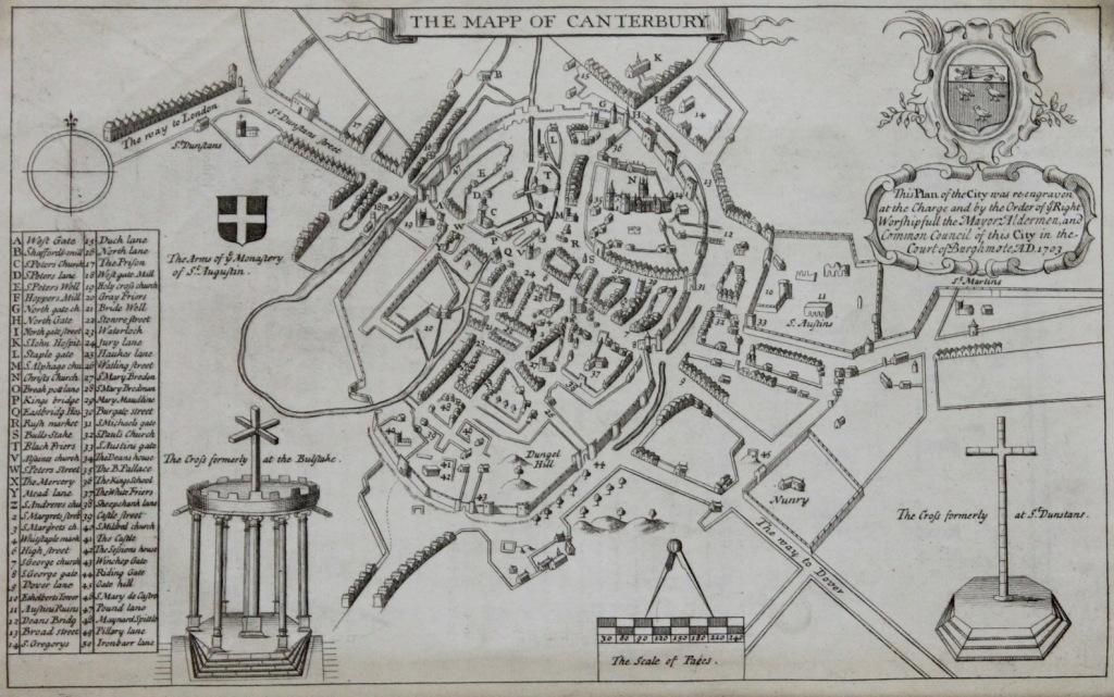 Canterbury map edited
