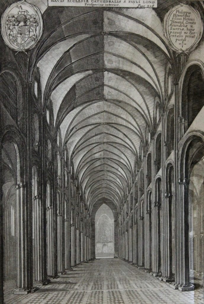 book of the month cathedral interior