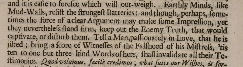 john locke edward worth library john locke an essay concerning human understanding london 1700 book iv 16 4